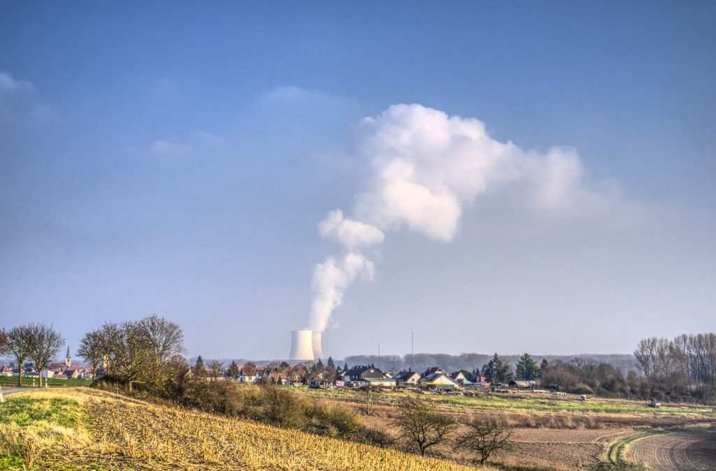 Ydinvoimalan piiput