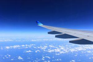 Lentämisen Hiilijalanjälki